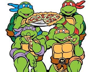 Peta Souhaite Que Les Pizzas Des Tortues Ninja Soient Vegetariennes